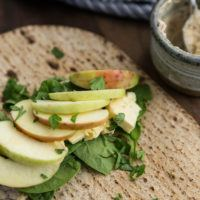 Flatout Whole Wheat wraps