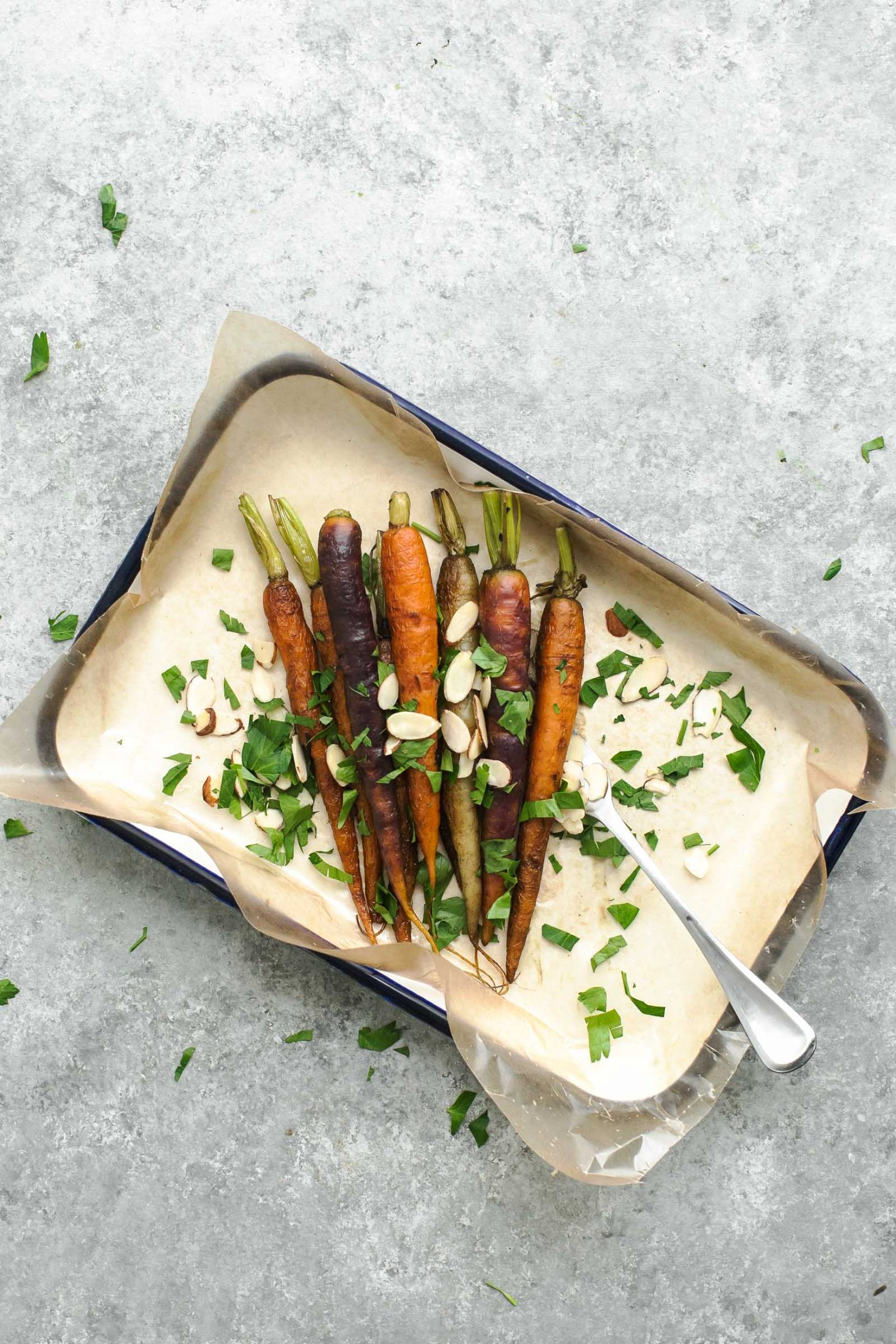 Tea Braised Carrots with Lapsang souchong | @naturallyella