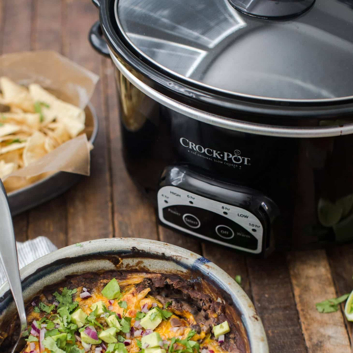Crockpot Slow Cooker | @naturallyella
