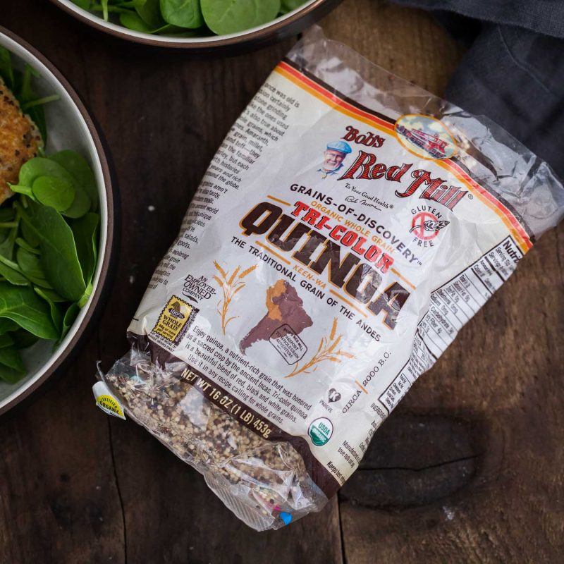 Bob's Red Mill Quinoa | @naturallyella