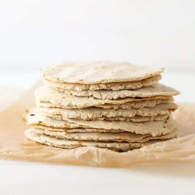 Corn Tortillas | Naturally Ella