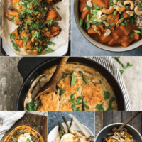 Vegetarian Comfort Food Recipes