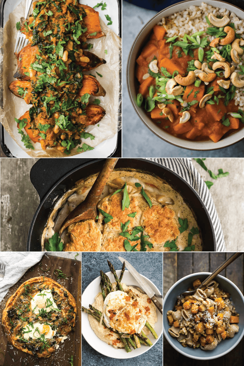 Vegetarian Comfort Food Recipes | Naturally Ella