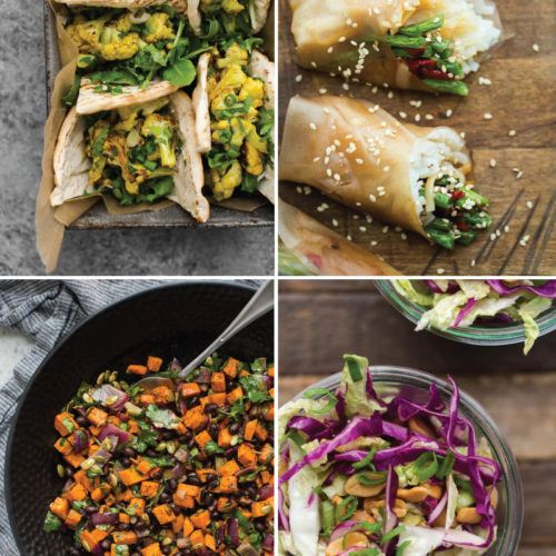 Vegetarian Picnic Recipes | Naturally Ella