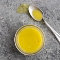 Lemon Vinaigrette | Component Cooking | Naturally Ella