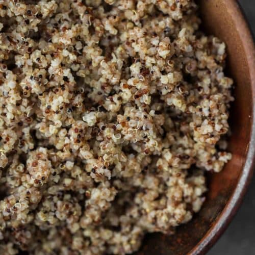 Multi-grain Pilaf with Quinoa, Millet, and Teff | Cooking Component | Naturally Ella