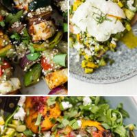 19 Vegetarian Grilling Recipes
