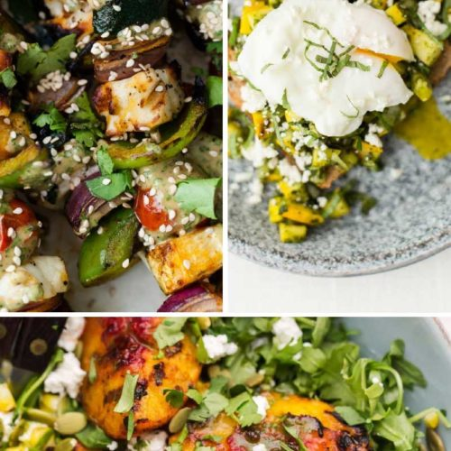21 Vegetarian Grilling Recipes | Naturally Ella