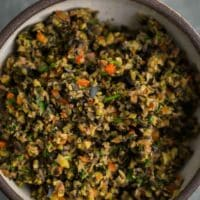 Olive Tapenade | Cooking Component