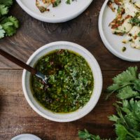 Chimichurri | Cooking Component
