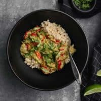 Green Bean Curry | Naturally Ella