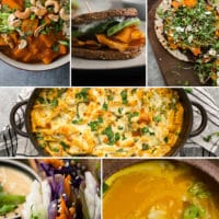 21 Vegetarian Sweet Potato Recipes