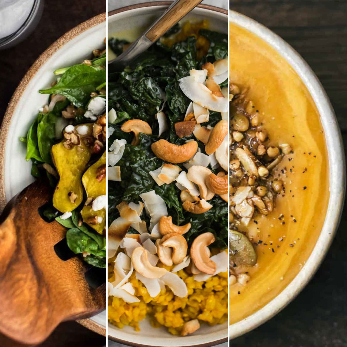 19 Vegetarian Bowls for Winter