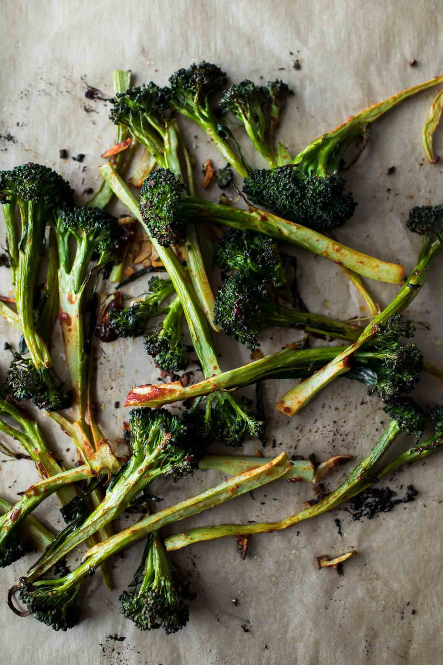 Chile Roasted BroccoliCooking ComponentNaturally Ella