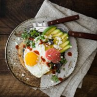 Breakfast Tostadas From The Minimalist Kitchen Naturally