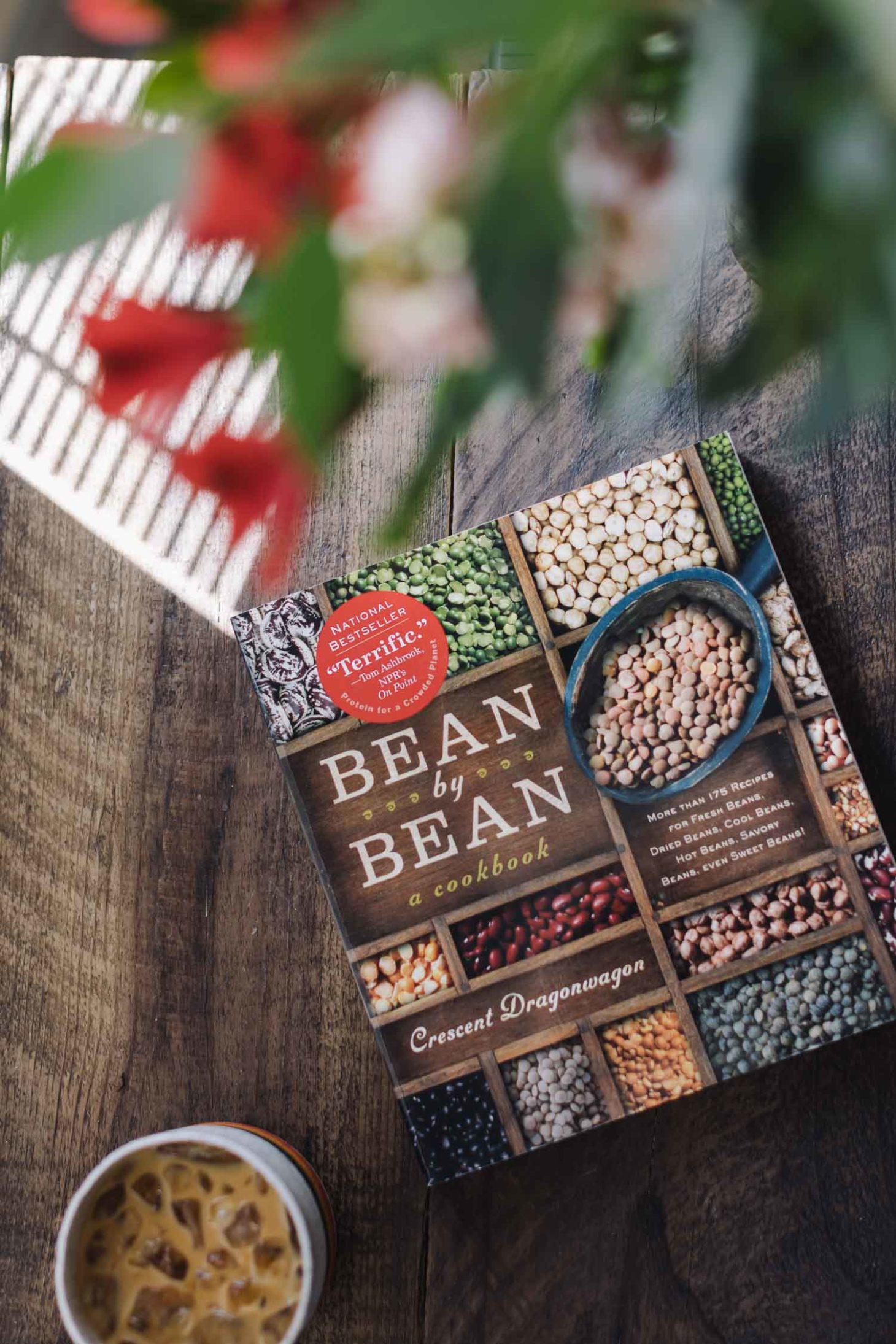 Bean By Bean: A Cookbook: More than 175 Recipes for Fresh Beans, Dried Beans, Cool Beans, Hot Beans, Savory Beans, Even Sweet Beans by Crescent Dragonwagon