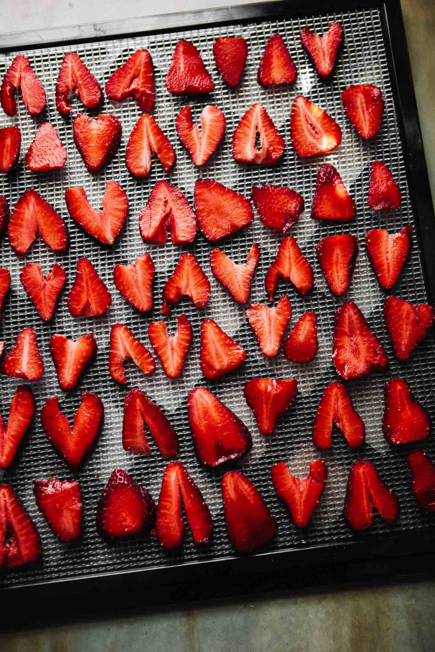 3-Ways with Strawberries | Dehydrating Strawberries