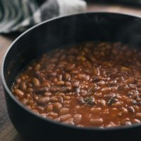 Spiced Pinto Beans | Naturally Ella