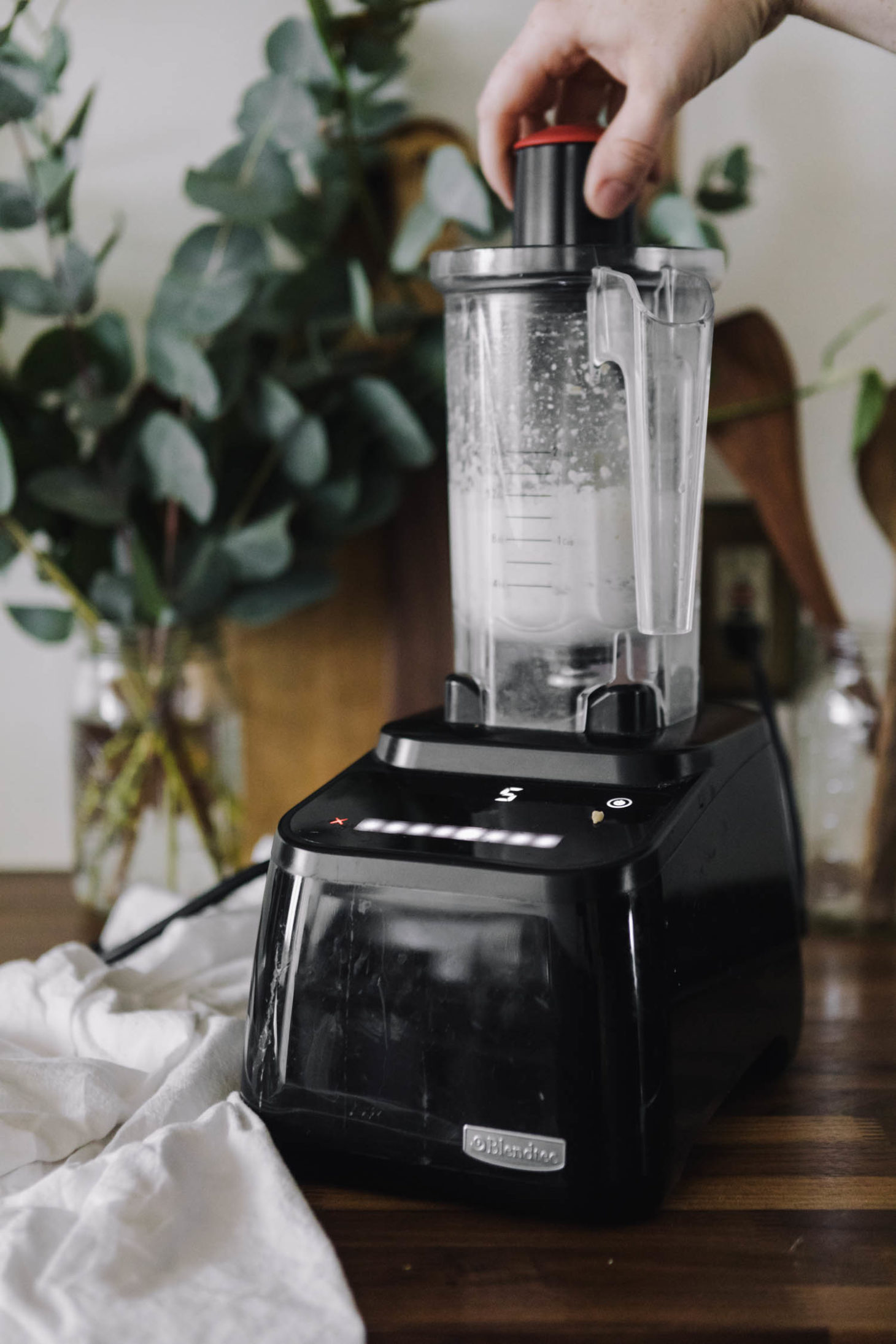 High-speed Blender