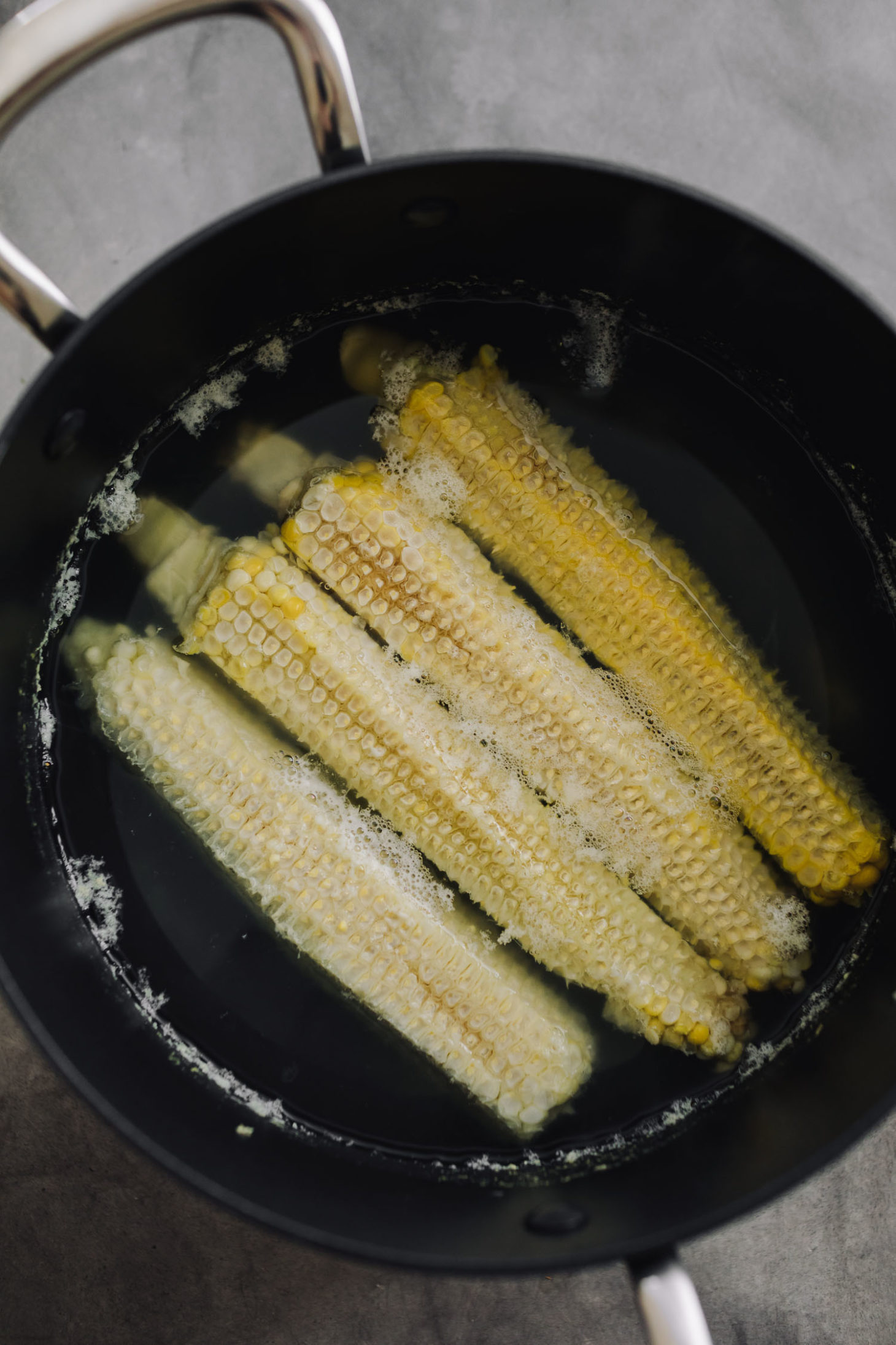 Saving the Season: 3-Ways with Sweet Corn | Sweet Corn Broth | Naturally Ella